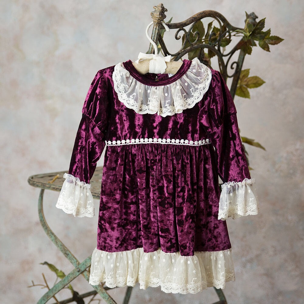 Frilly Frocks Victoria Infant/Toddler Dress