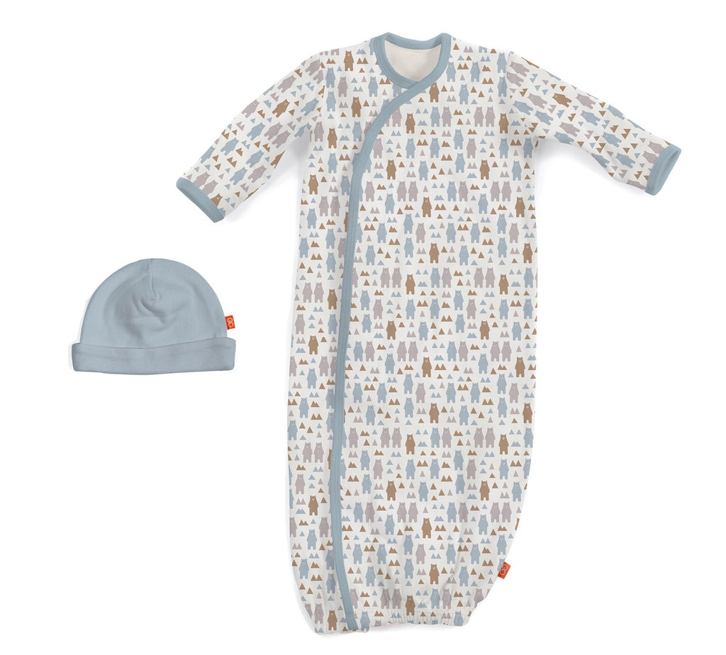 Magnetic Me Gown and Hat Set for Boys
