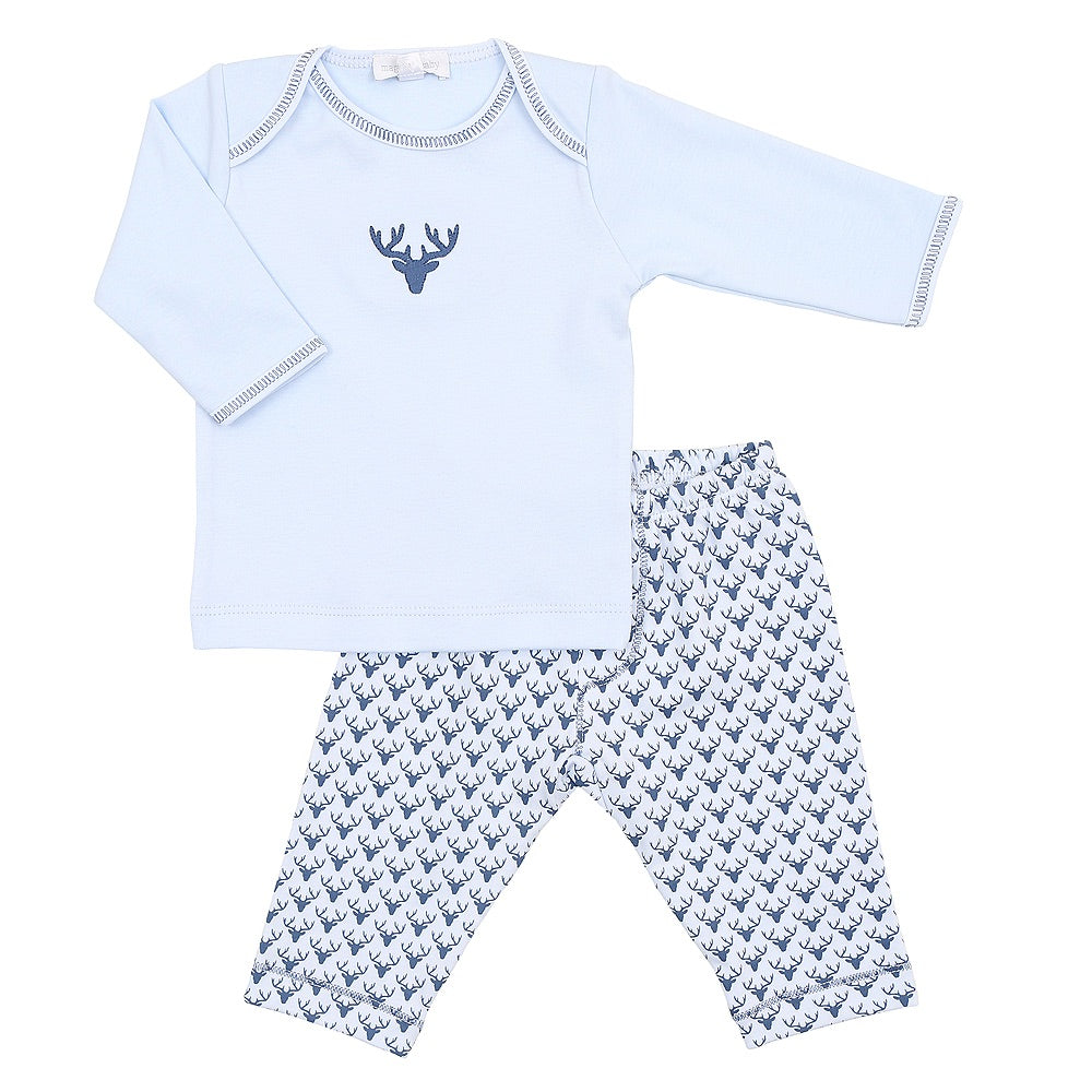 Magnolia Baby My First Buck Pant Set