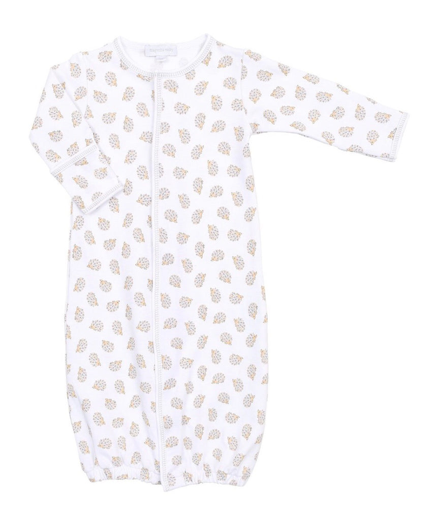Magnolia Baby Hedgehugs and Kisses Converter Gown  - Doodlebug's Children's Boutique