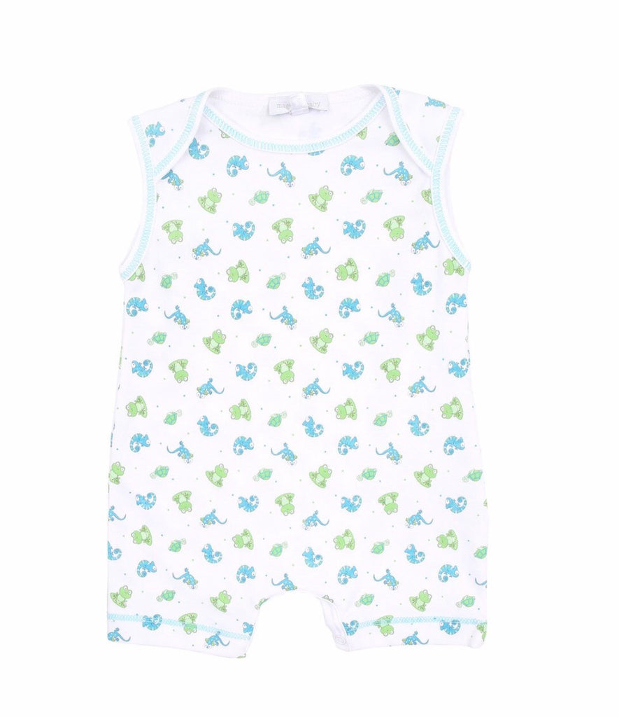 Magnolia Baby Cute Critters Sleeveless Playsuit