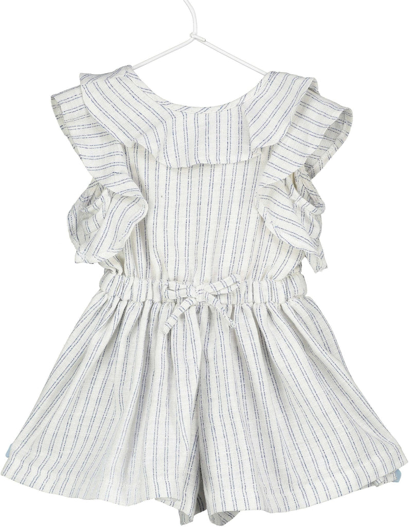 Sandy Romper 2T - Doodlebug's Children's Boutique