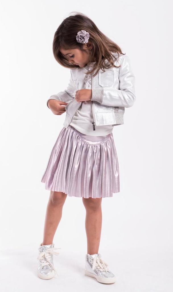 Heather Skirt  - Doodlebug's Children's Boutique