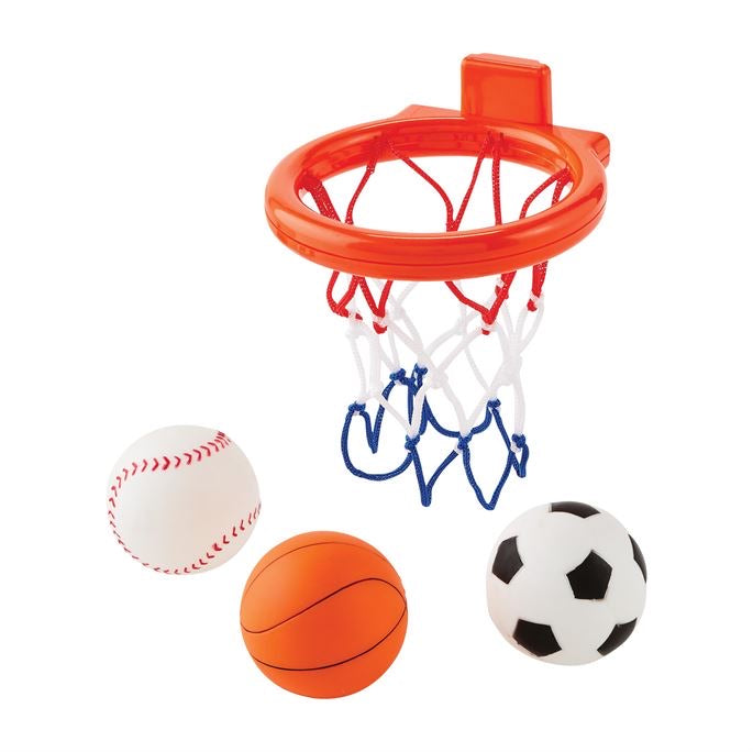 Sports Bath Toy Set  - Doodlebug's Children's Boutique