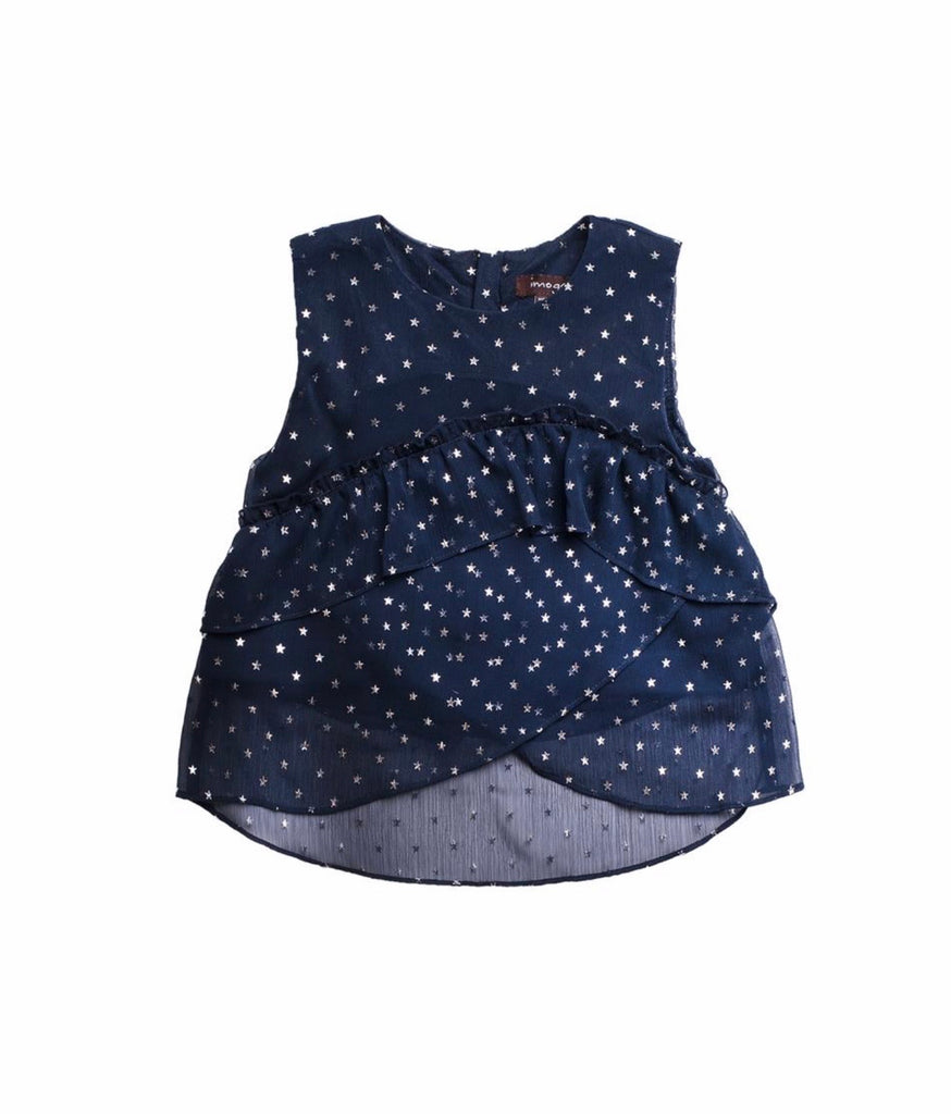 Imoga Astrid Top  - Doodlebug's Children's Boutique