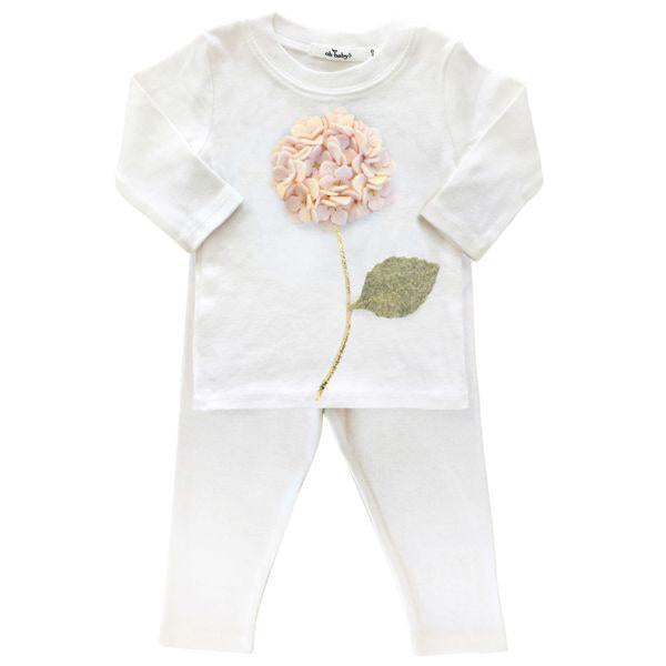 Oh Baby! Hydrangea Set  - Doodlebug's Children's Boutique