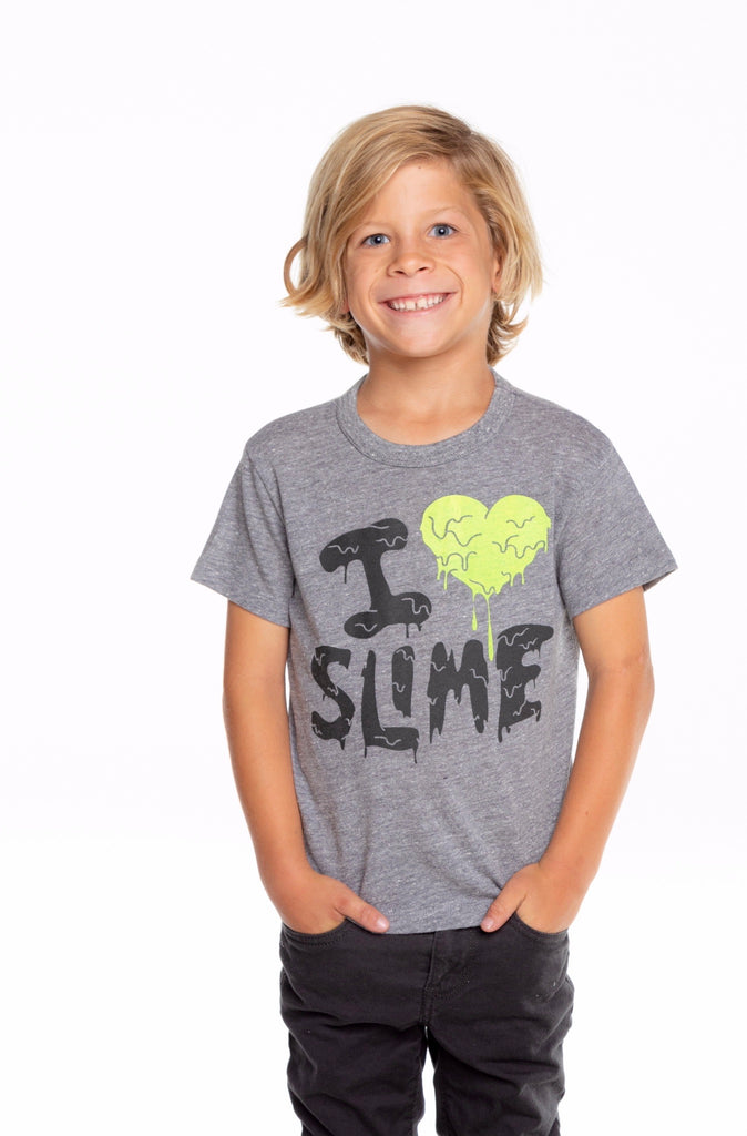 I Heart Slime Tee  - Doodlebug's Children's Boutique