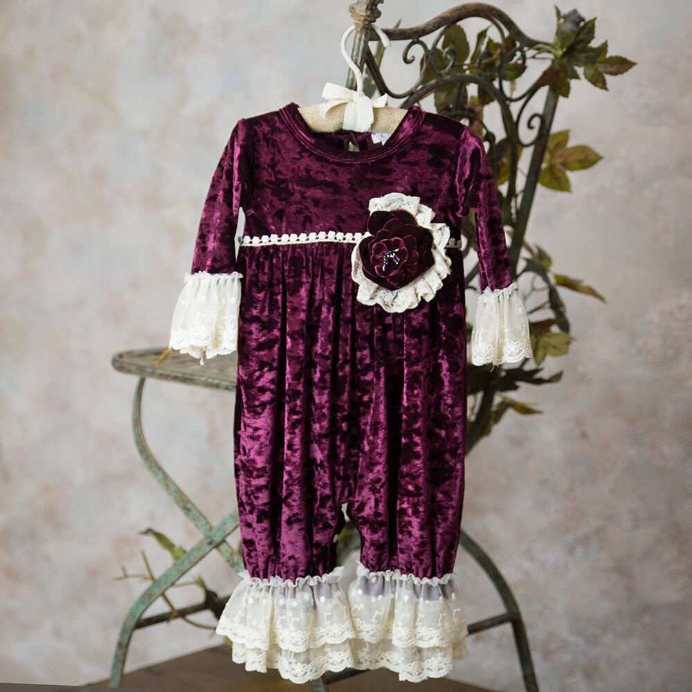 Frilly Frocks Victoria Gown