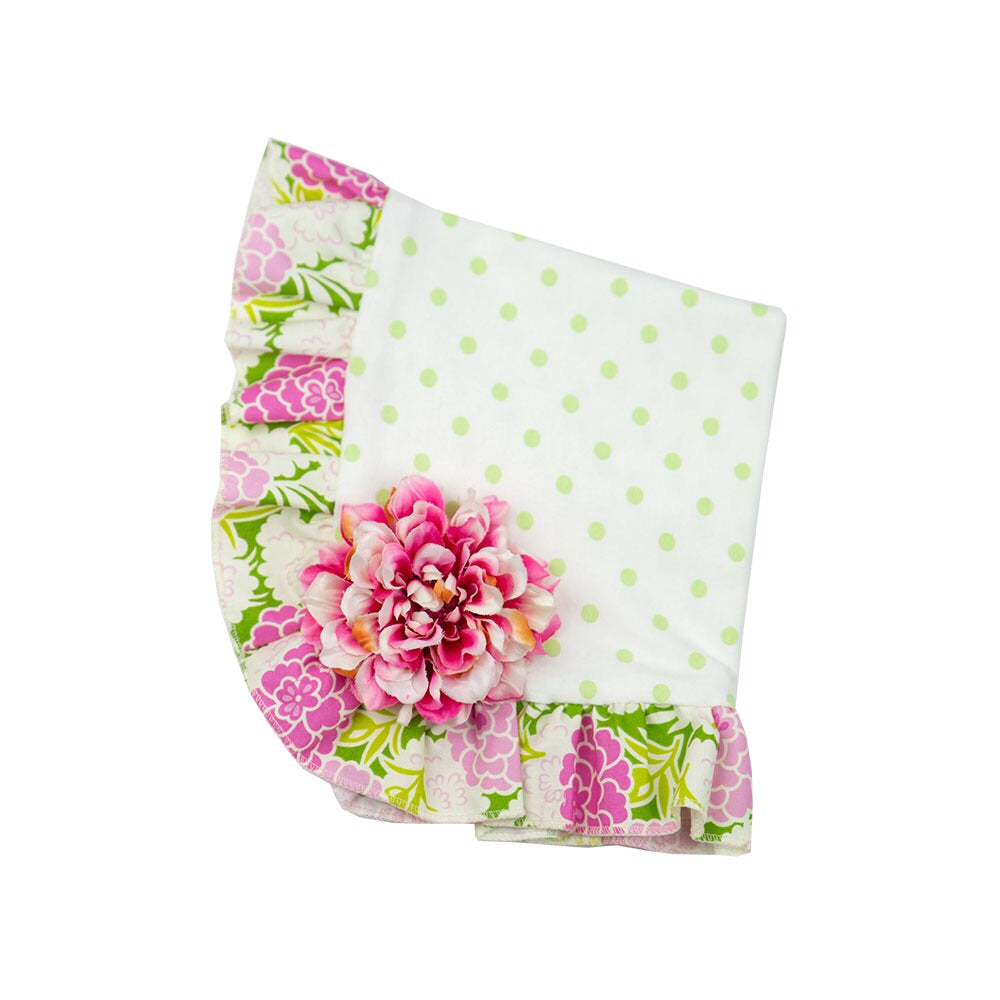 Haute Baby Summer Blooms Blanket