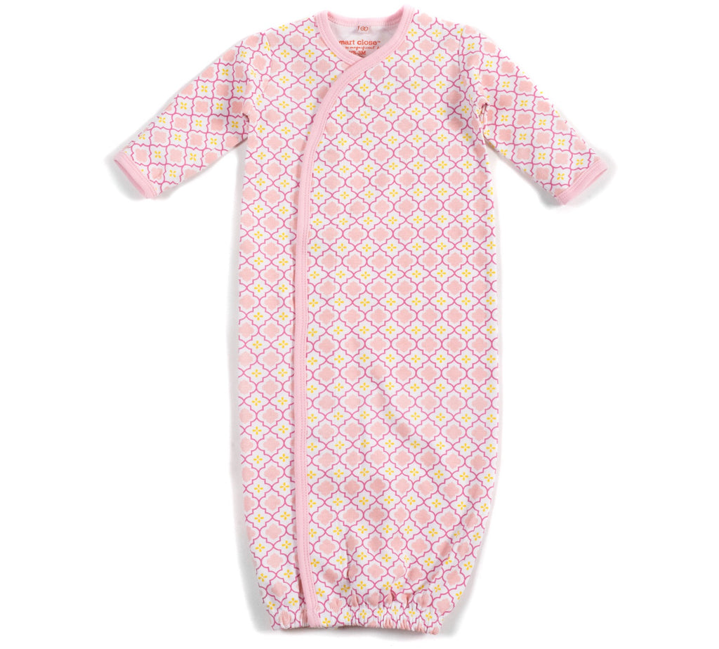 Girl Morocco Magnetic Gown Girl Morocco / Newborn-3 months - Doodlebug's Children's Boutique