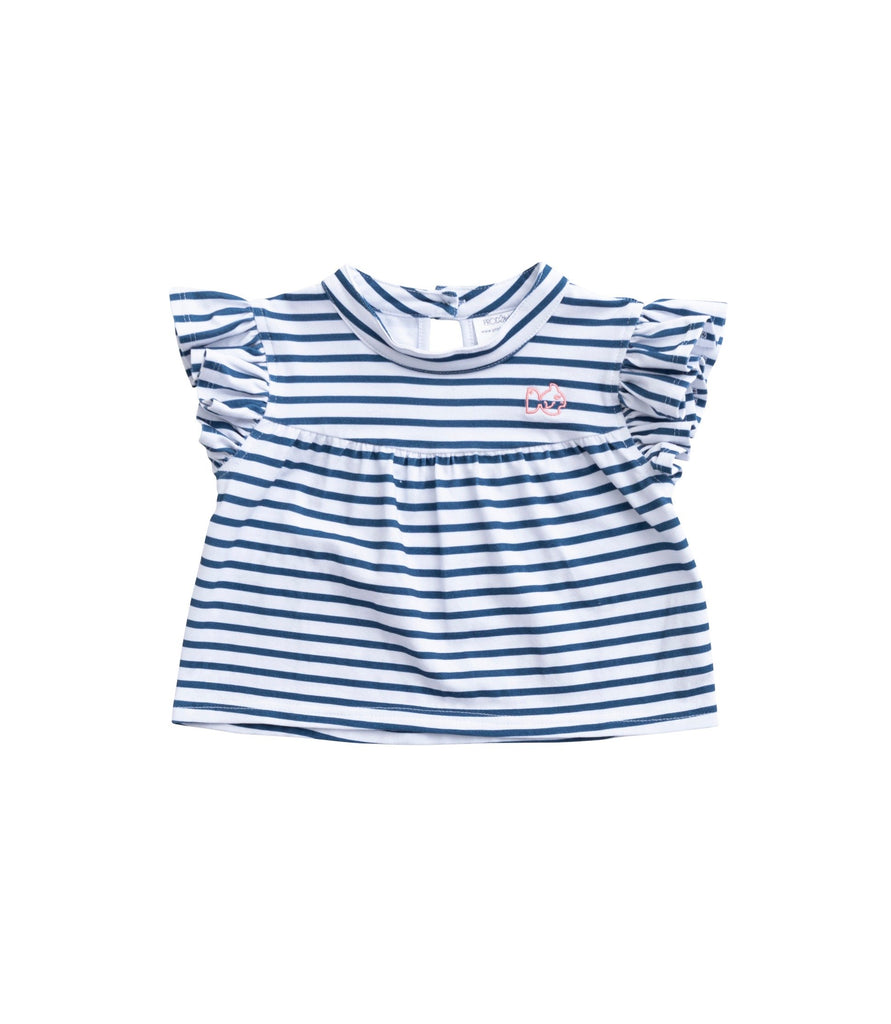 Prodoh Flutter Sleeve Knit Top  - Doodlebug's Children's Boutique