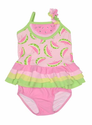 Kate Mack Watermelon Tankini Set