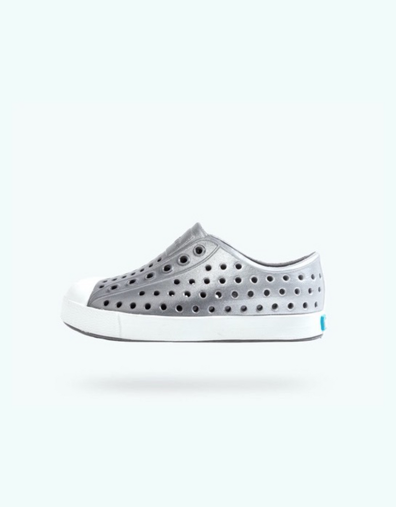 Jefferson Child Shoe in Dublin Grey Ombre  - Doodlebug's Children's Boutique