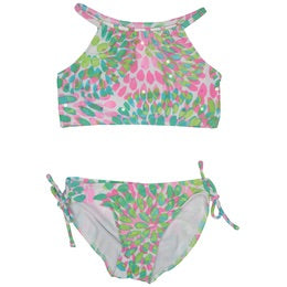 Kate Mack Water Color Halter Bikini