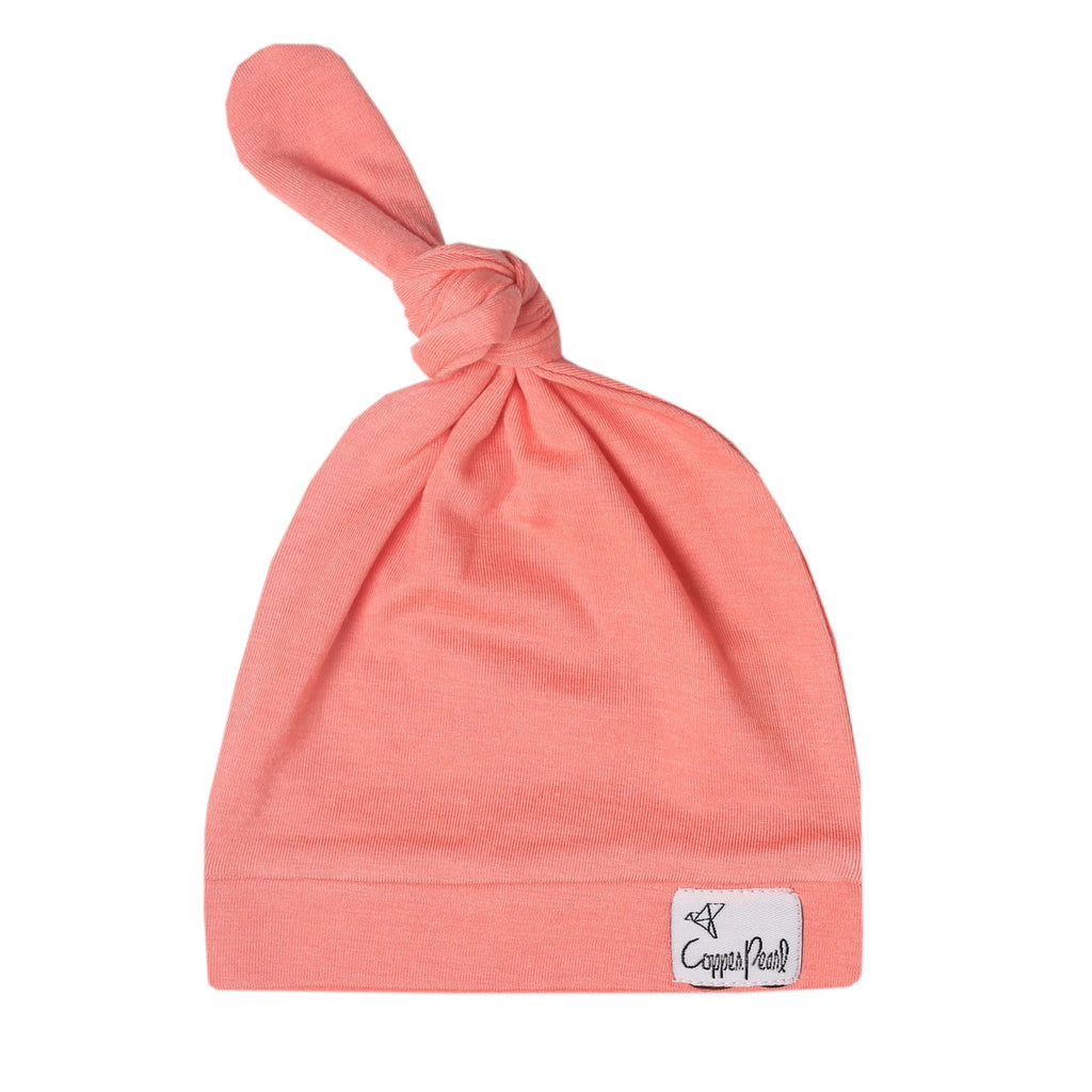 Stella Top Knot Hat  - Doodlebug's Children's Boutique