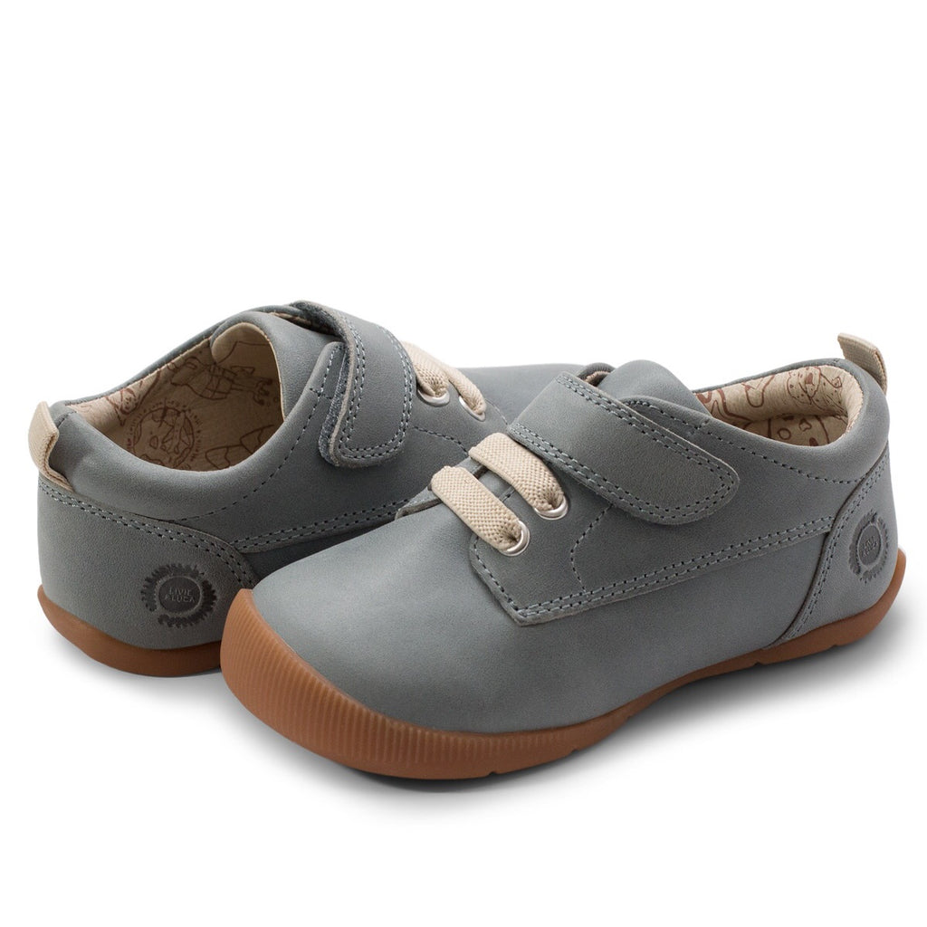 Swift in Faded Denim  - Doodlebug's Children's Boutique