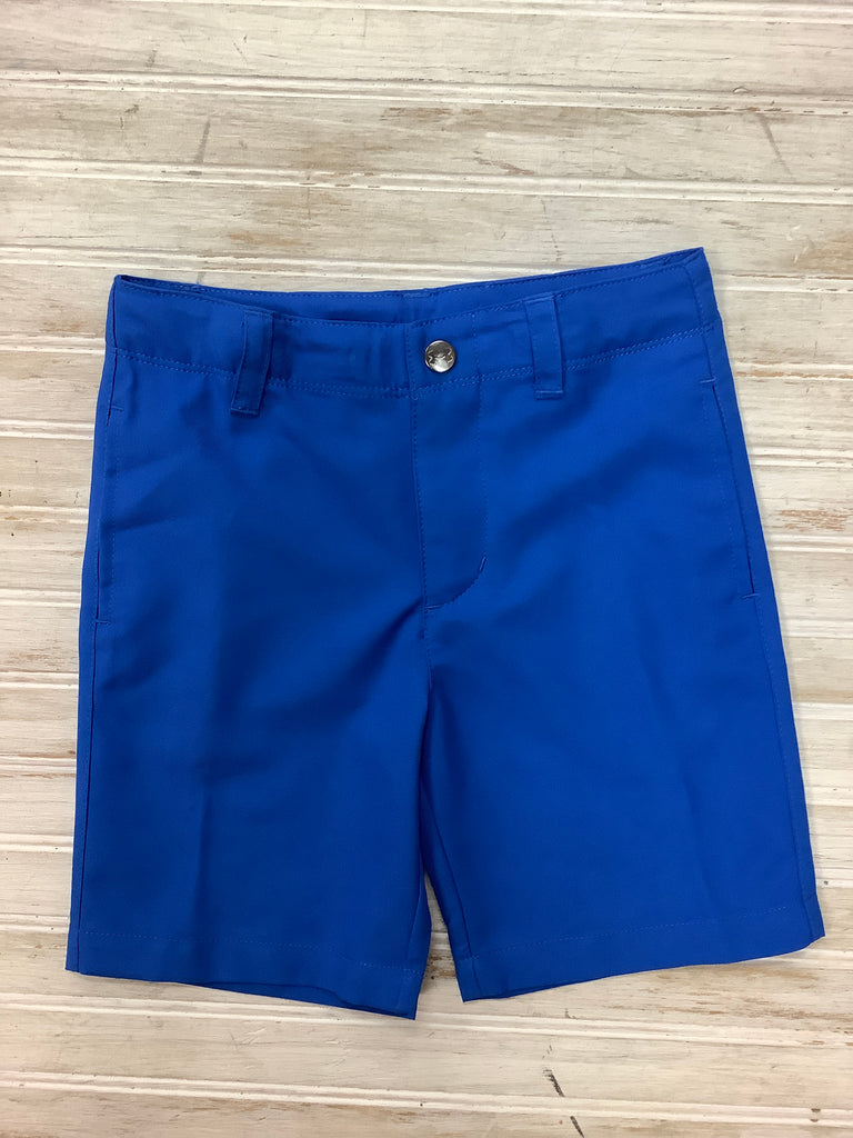 Versa Blue Shorts  - Doodlebug's Children's Boutique