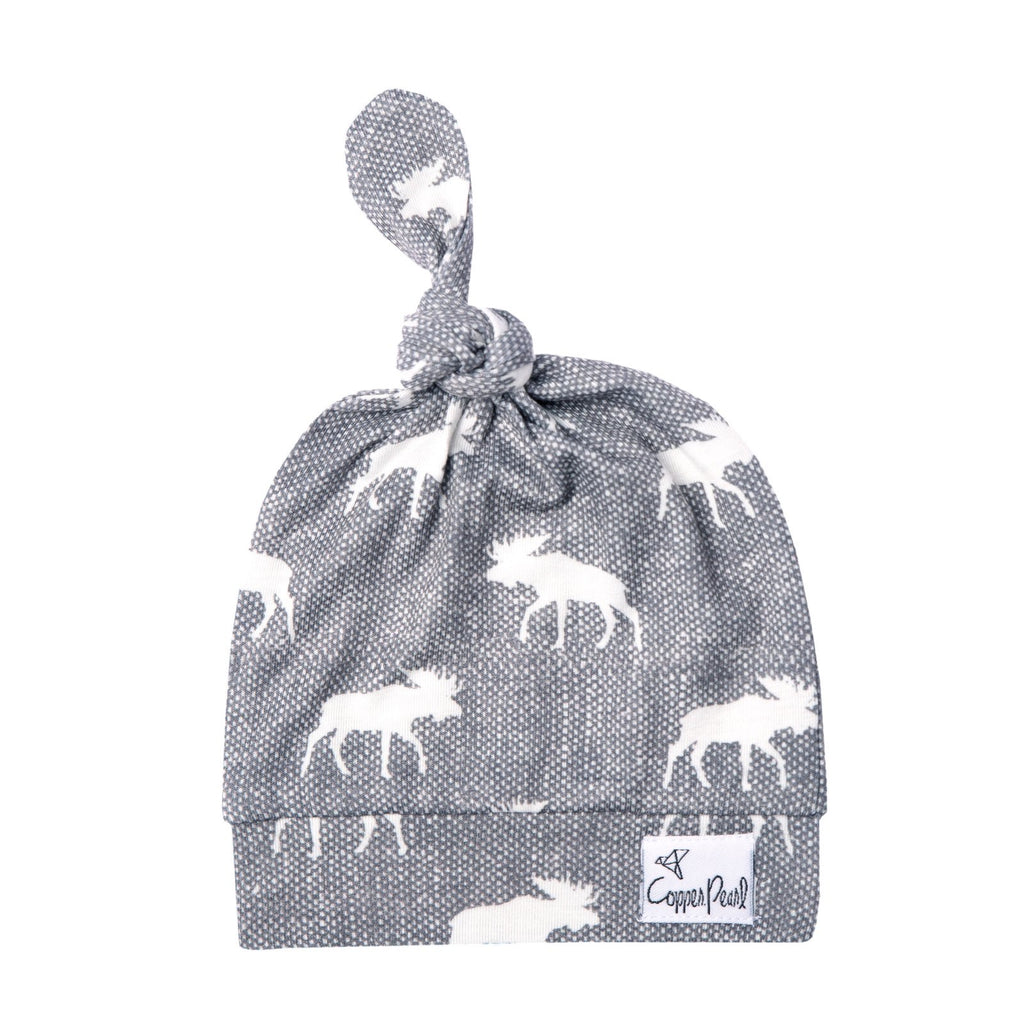 Scout Top Knot Hat  - Doodlebug's Children's Boutique