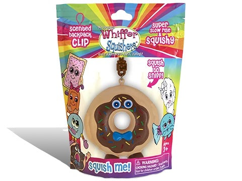 Freddy Frosted Squisher  - Doodlebug's Children's Boutique