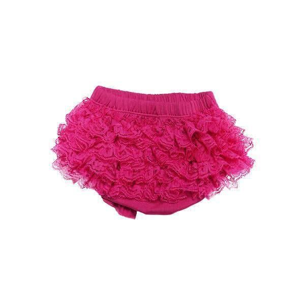 Mila & Rose Ruffle Bum Bloomer