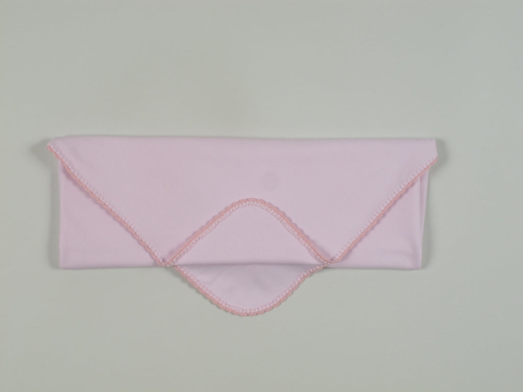 New Premier Basics Blanket in Pink Pink - Doodlebug's Children's Boutique