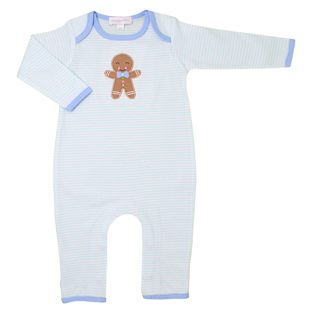 Baked with Love Applique Playsuit  - Doodlebug's Children's Boutique