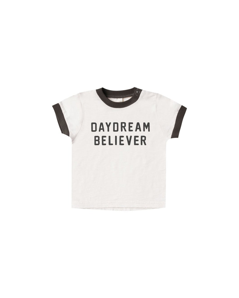 Daydream Believer Ringer Tee  - Doodlebug's Children's Boutique
