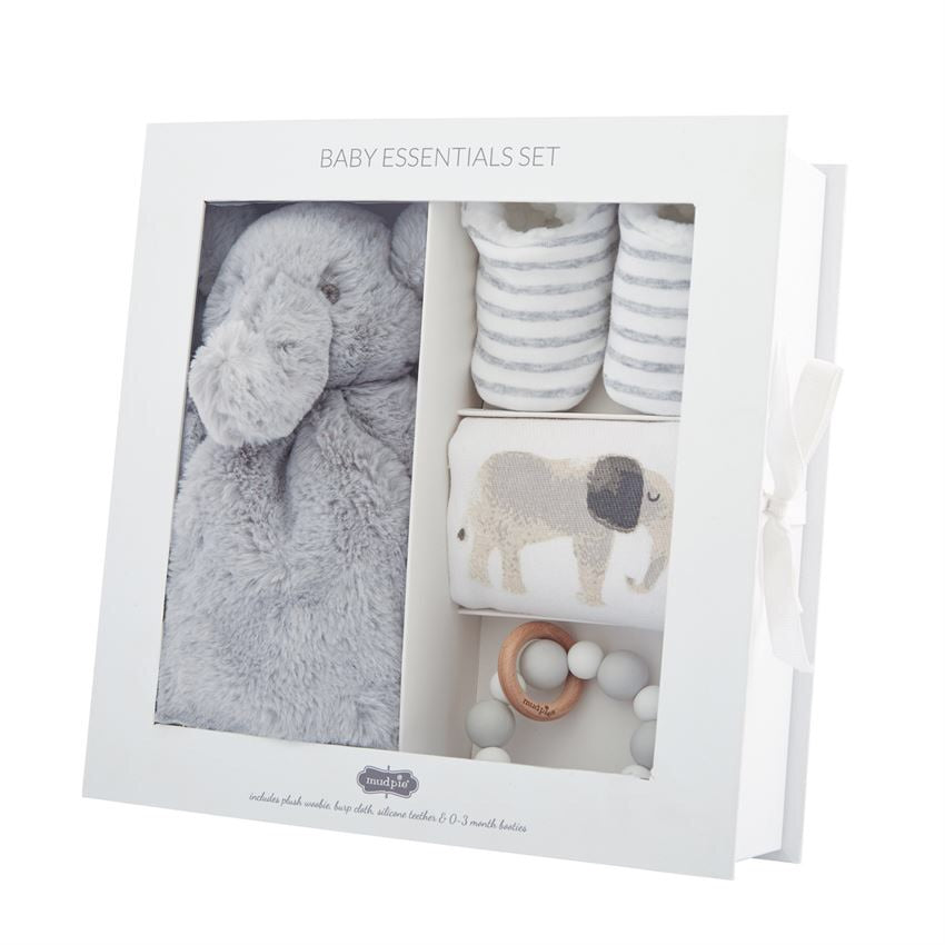 Elephant Baby Essentials Box  - Doodlebug's Children's Boutique