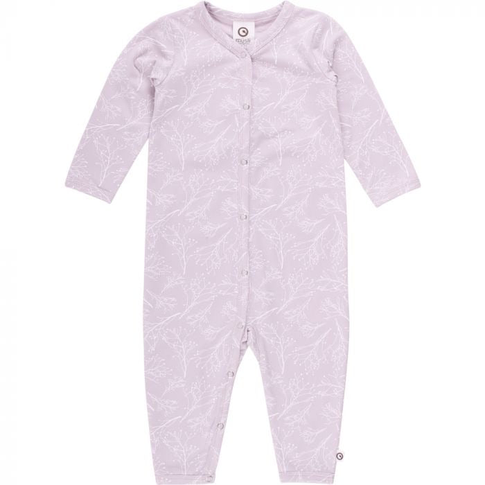 Sleep Romper in Marble  - Doodlebug's Children's Boutique