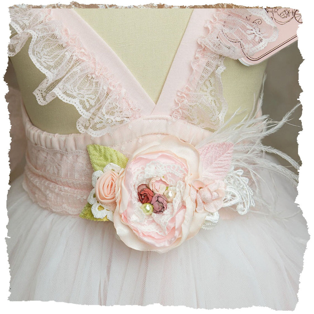 Frilly Frocks Vivian Sash