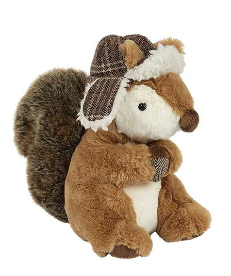 Squirrel Stuffed Animals Squirrel - Doodlebug's Children's Boutique