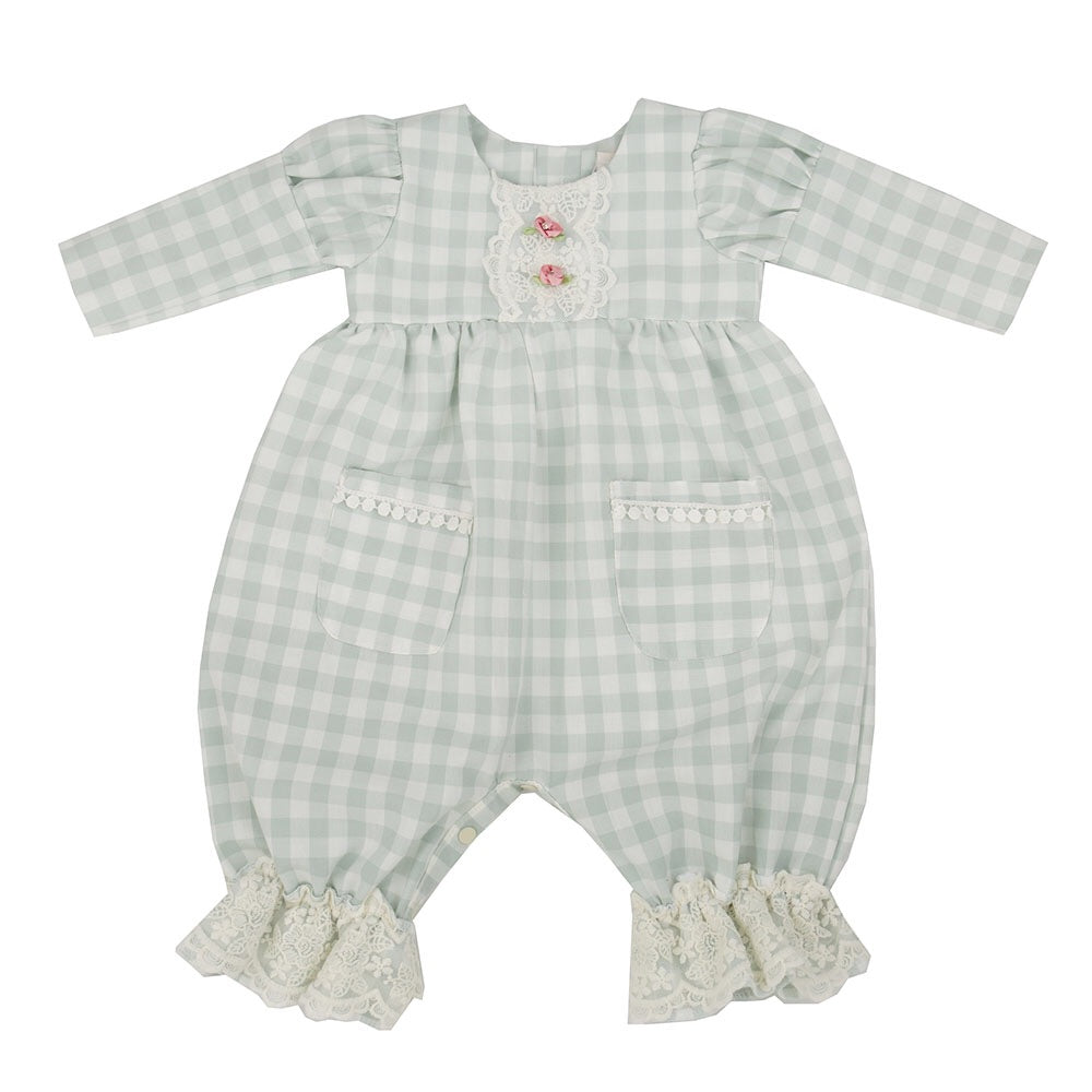 Haute Baby Willow Wood Romper