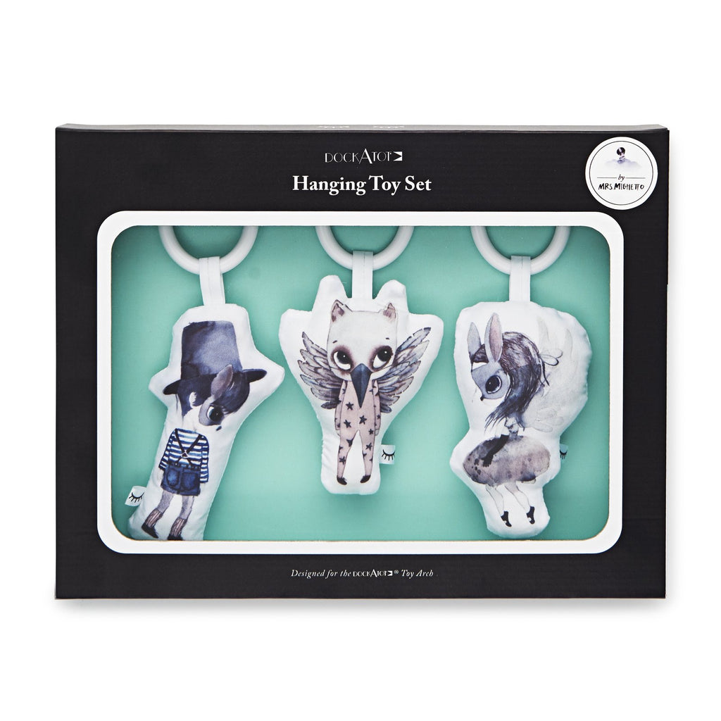 DockATot Toy Set  - Doodlebug's Children's Boutique