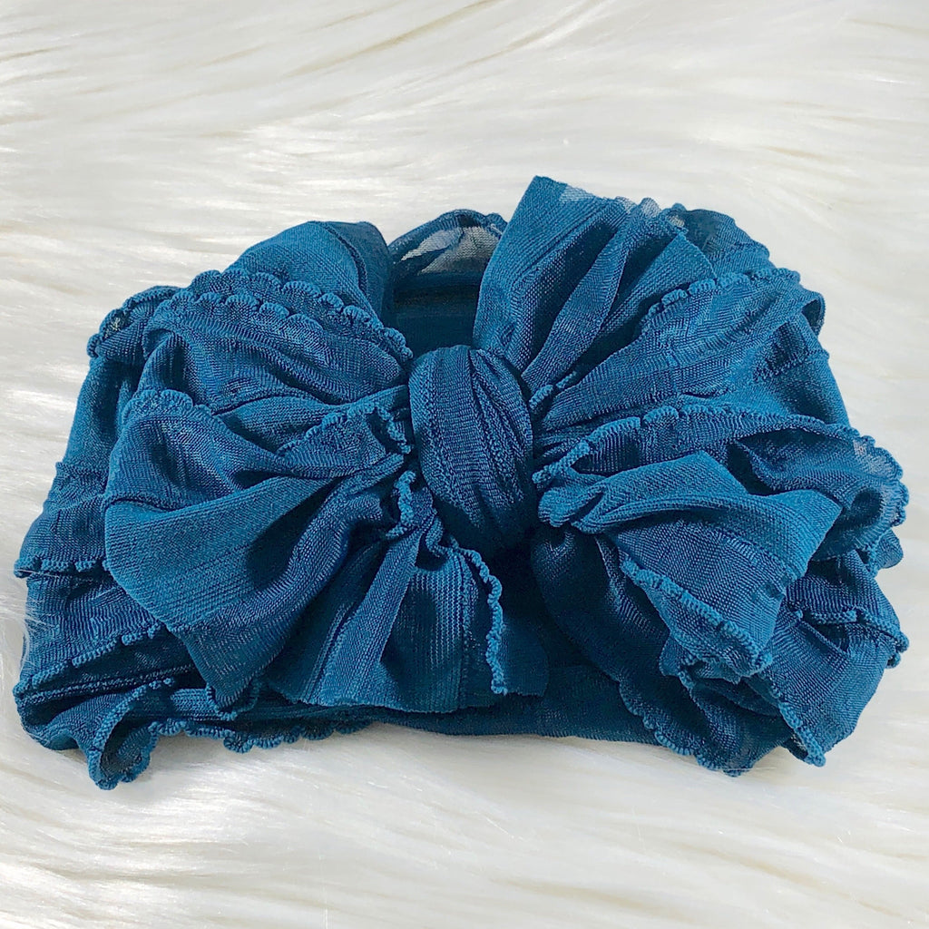 Teal Headband Teal - Doodlebug's Children's Boutique