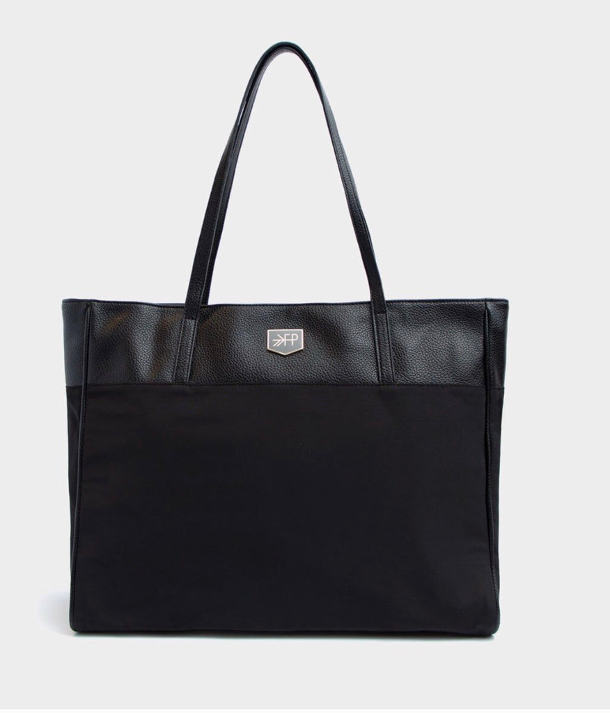 Ebony Everyday Tote  - Doodlebug's Children's Boutique
