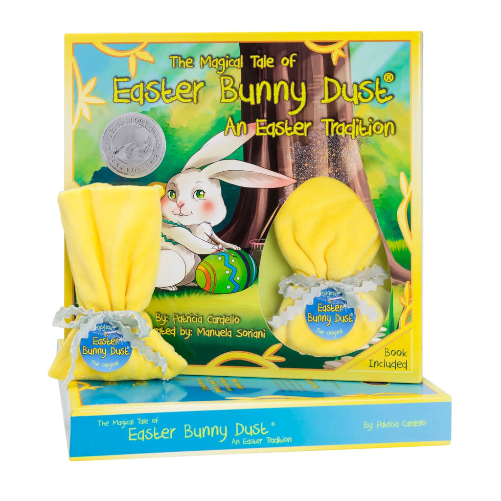 The Magical Tale of Easter Bunny Dust Book  - Doodlebug's Children's Boutique