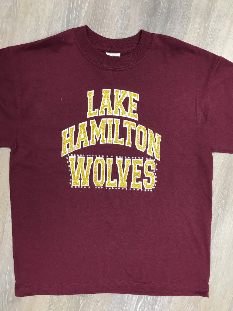 Jerzees Lake Hamilton Tee