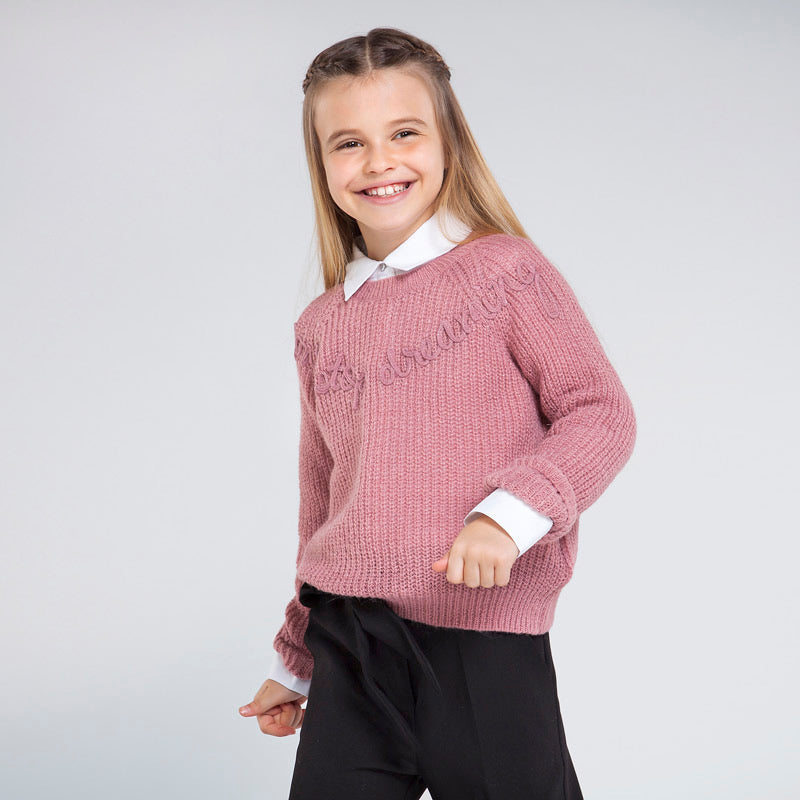 Dont Stop Dreamin Sweater  - Doodlebug's Children's Boutique