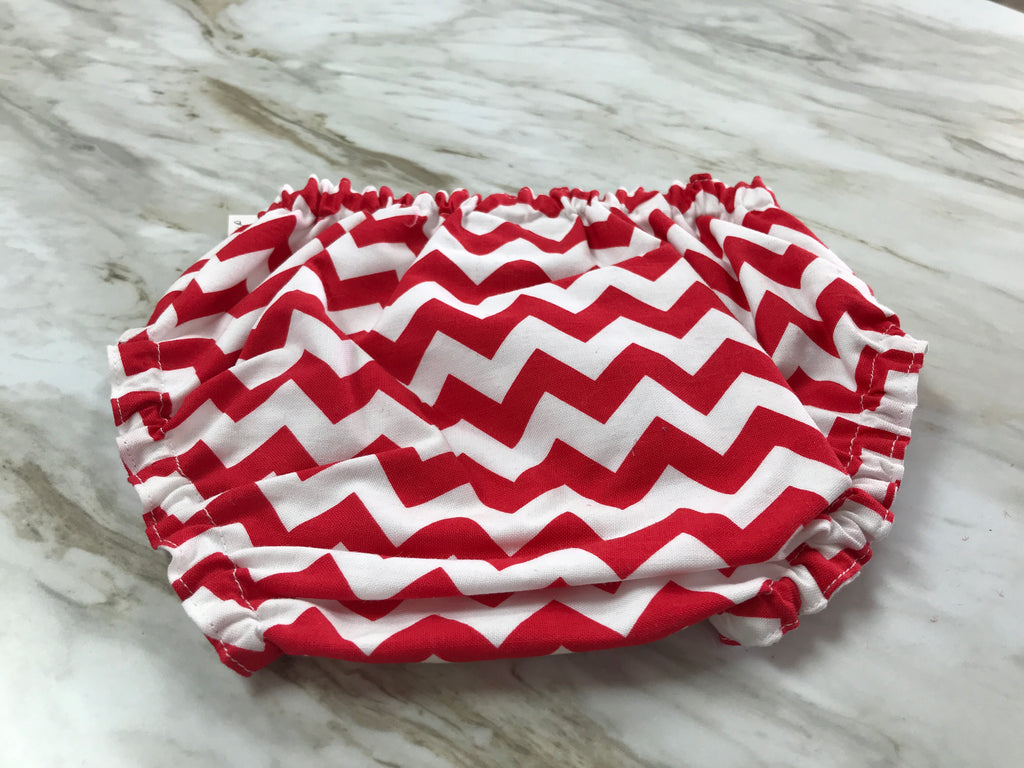 Trendy Ties Chevron Bloomer