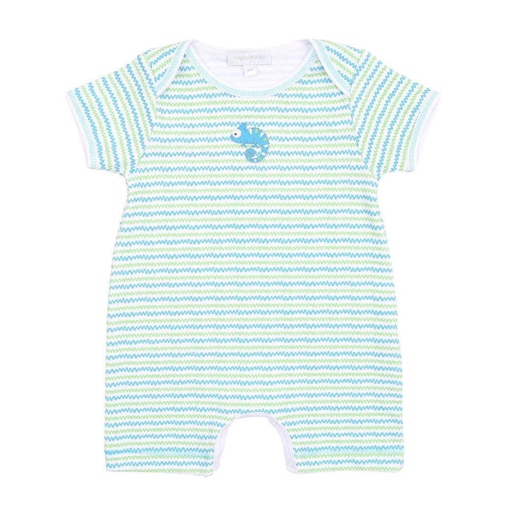 Magnolia Baby Cute Critters Short Playsuit