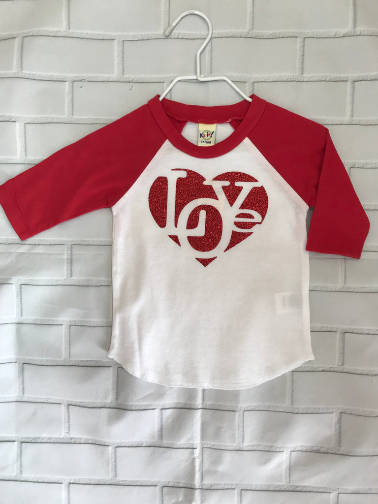 Kavio Love Baseball Tee