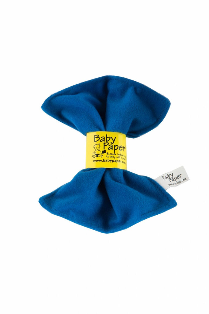 Blue Baby Paper  - Doodlebug's Children's Boutique