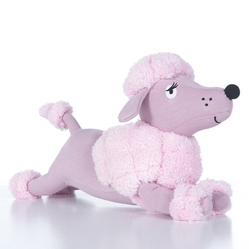 Poppy the Poodle Plush Toy  - Doodlebug's Children's Boutique