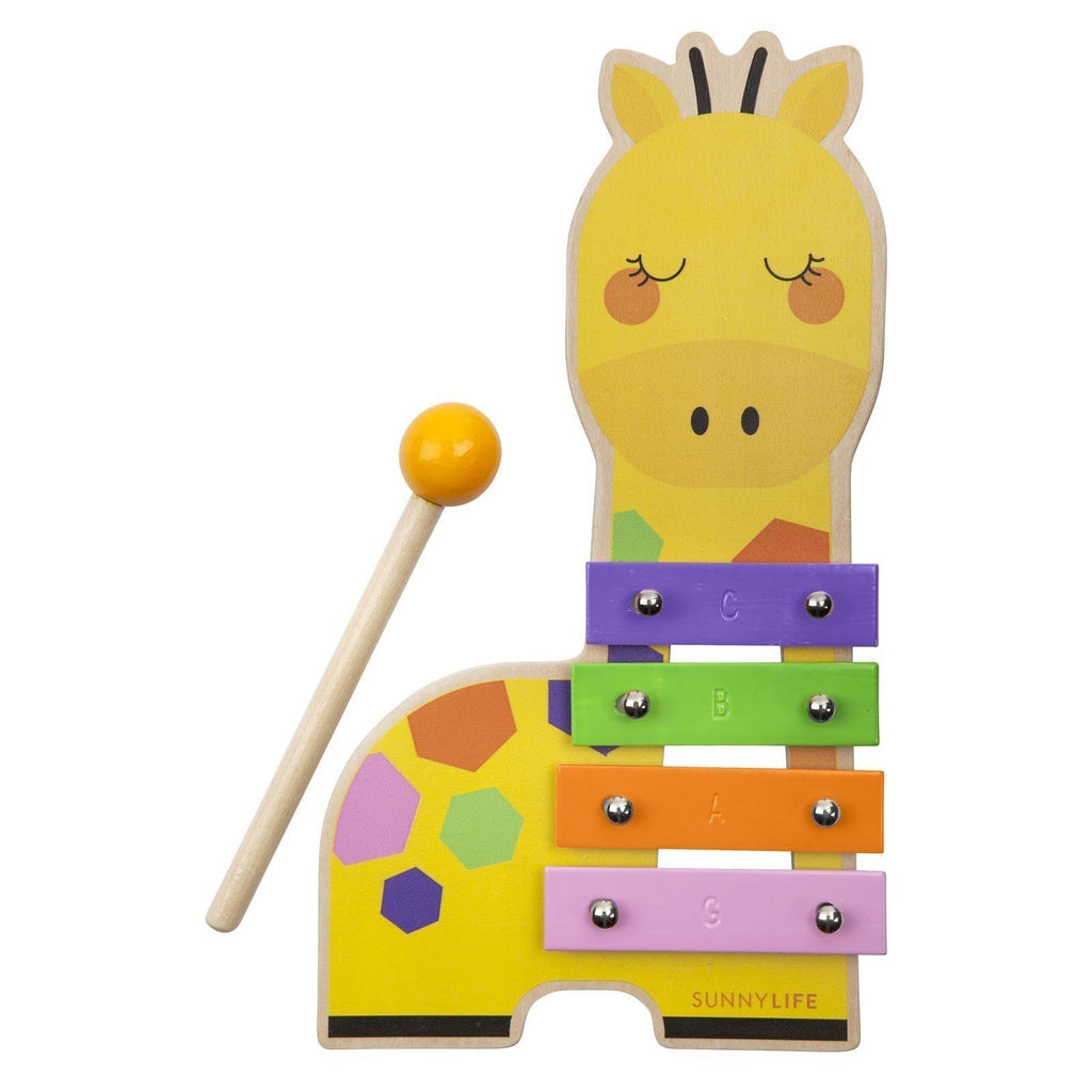 Mini Xylophone Giraffe  - Doodlebug's Children's Boutique