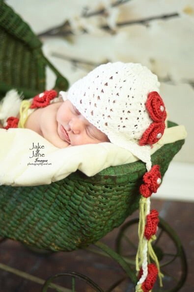 The Daisy Baby Braelyn Hat