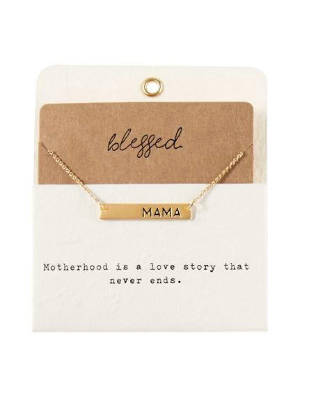 Mama Necklace  - Doodlebug's Children's Boutique