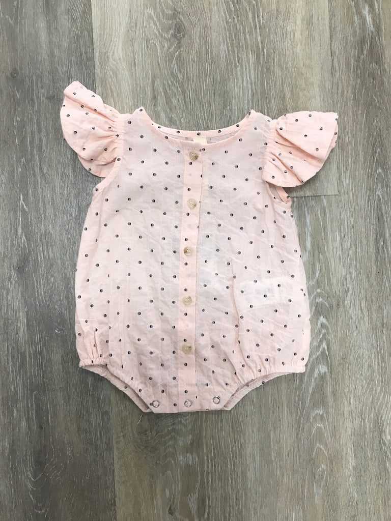 Cammie Bubble Rose / 0-3 months - Doodlebug's Children's Boutique