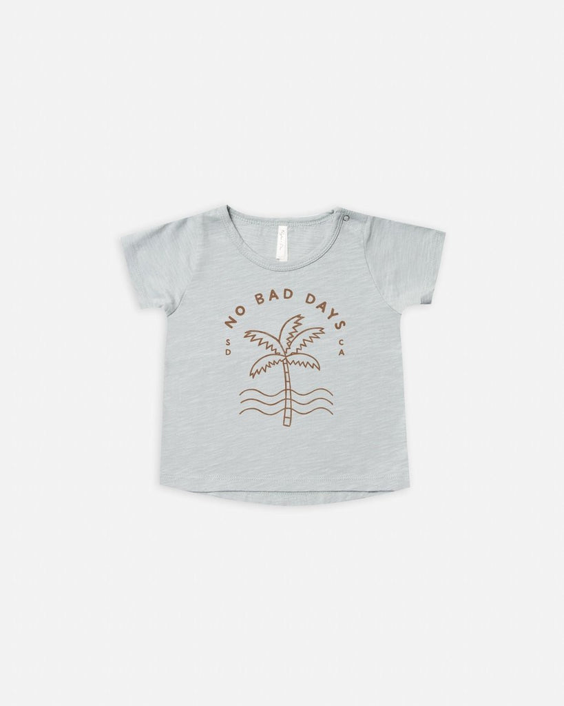 No Bad Days Basic Tee  - Doodlebug's Children's Boutique