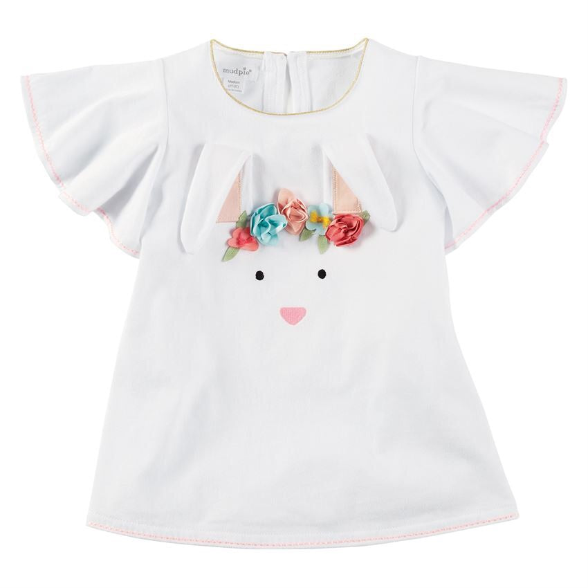 Mud Pie Bunny Tunic
