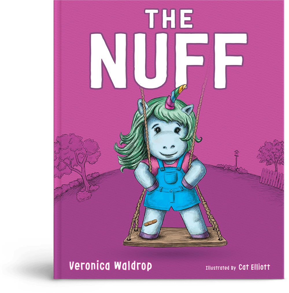 The Nuff Book  - Doodlebug's Children's Boutique